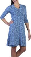 Ex Officio Chica Cool V-Neck 1/2 Sleeve Dress