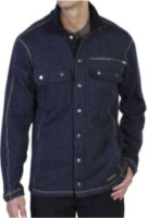 Ex Officio Ruvido Shirt Jack Sweater