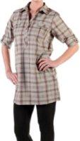 Ex Officio Pocatello Plaid Macro Dress