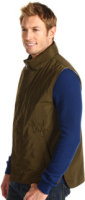 Faconnable Padded Vest