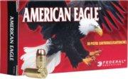 Federal American Eagle Pistol Ammo - Per 50