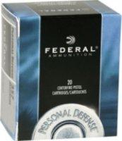 Federal Handgun Ammunition