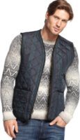 Field and Stream Fleece-Lined Quilted Vest