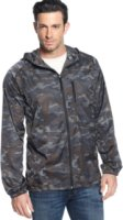 Field and Stream Lightweight Patterned Packable Jacket