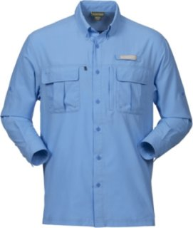 Field and stream core tech long sleeve fishing shirt 19 for Field and stream fishing shirts