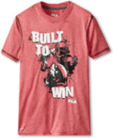 Fila Built To Win Graphic Tee