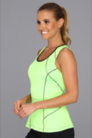 Fila Day Glo Full Coverage Tank Top