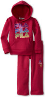 Fila Fleece Logo Set