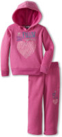 Fila Glitter Fleece Set