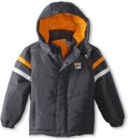 Fila Striped Puffer Jacket