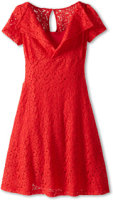 Fiveloaves twofish Lace Day Dress
