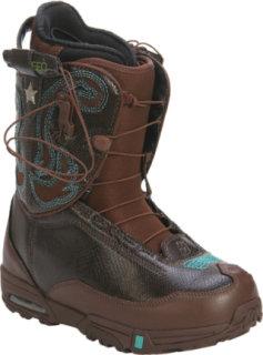 Forum Stampede SLR Snowboard Boots Brown