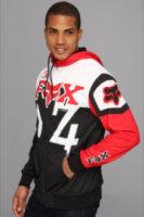 Fox Anthem Lined Zip Front Fleece