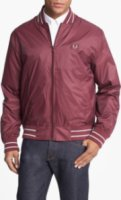 Fred Perry Tipped Bomber Jacket Large