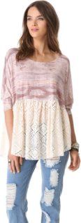Free People Forever Jersey Top