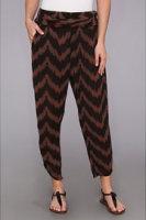 Free People Printed Twisted Ikat Pant