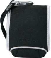 Fuji Neoprene Action Case Silver fits all Compact Camera Models excluding S Series and HS Models
