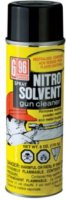 G96 Nitro Solvent Spray Gun Cleaner