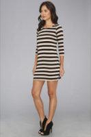 Gabriella Rocha Avery Striped Dress
