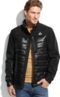 Gerry Pursuit Mixed Media Quilted Jacket