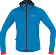 Gore Running Wear Essential SO Softshell Hooded Jacket