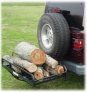 Great Day Hitch-N-Ride Auto-Truck Hitch Hauler