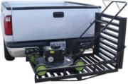 Great Day Hitch-N-Ride Rampup Carrier