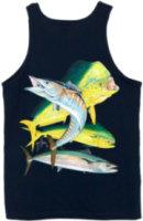 Guy Harvey Bull Dolphin Wahoo & Kingfish Tank Top