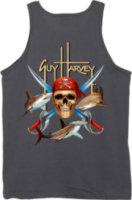 Guy Harvey Pirate Shark Tank Top