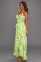 Hale Bob Heat Wave Sahara Maxi Dress