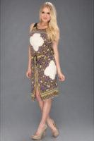 Hale Bob Peace Love And Fashion Sophia Tank Dress