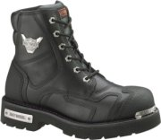 Harley Davidson Stealth Motorcycle boots