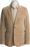 Hart Schaffner And Marx & Marx Brushed Cotton Sport Coat