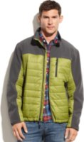 Hawke & Co. Outfitter Hybrid Softshell Down Performance Jacket