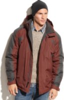 Hawke & Co. Outfitter New Haven Heavyweight Performance Jacket with Hat