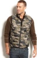 Hawke & Co. Outfitter Packable Down Camo Puffer Vest
