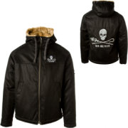Hemp Hoodlamb Sea Shepherd Classic Hoodlamb Jacket