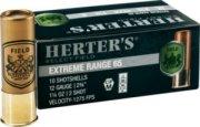 Herter's Select Field Extreme Range 65 Shotshells Per Box