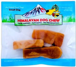 Himalayan Dog Chew Small Dog Treats - 3.5 oz.