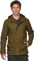 Horny Toad Hooded Stout Parka