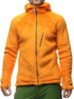 Houdini High Loft Full-Zip Fleece Hooded Jacket