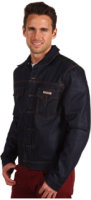Hudson Jean Jacket TURBOTECH in Titanium Wash