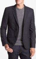HUGO by Hugo Boss Arcad Trim Fit Zip Sportcoat 44R