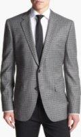 HUGO by Hugo Boss Smith Trim Fit Check Sportcoat 38S