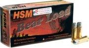 Hunting Shack HSM Bear Load Handgun Ammunition