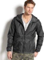 Hurley Zip Front Lightweight Running Jacket