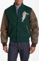 J. Press York Street Varsity Jacket Medium