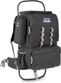 jansport scout external frame pack - External Frame Backpacks