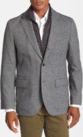 JKT NEW YORK Hudson Herringbone Sportcoat 42R