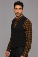 John Varvatos 5B Vest w/ Besom Pockets
